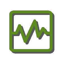 testo 635-2 Anschlüsse für Datenkabel und Messfühler