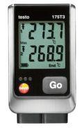 testo 175 T3 Temperaturlogger, 0572 1753