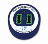 DK337+ MultiLog blue ruggedPlus Datenlogger für DMS & Ultra-High-Resolution