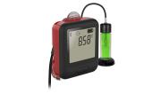 EL-WiFi-VACX WLAN Datenlogger zur Impfstoffüberwachung, optischer+akustischer Alarm