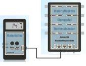 Materialfeuchte Gigamodul mit Materialfox Universal