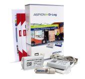 ASPION G-Log Waterproof Schocksensor Starterpaket