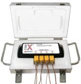ThermoVaultX, 4/8-Kanal-Ofenlogger bis 350°C