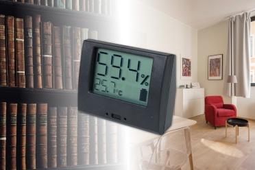 Datenlogger Klimamapping Luftfeuchte